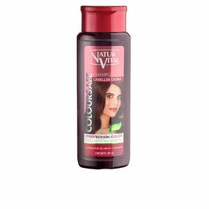 Naturaleza Y Vida Shampoo COLOR caoba 300 ml