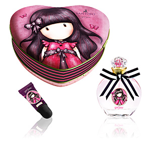 Gorjuss GORJUSS LADYBIRD CORAZON DE METAL set