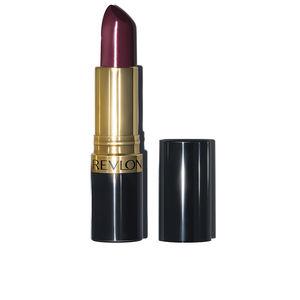 Revlon Make Up SUPER LUSTROUS lipstick #477-black cherry