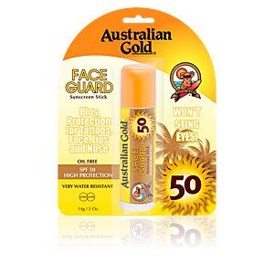 Australian Gold FACE GUARD SPF50 sunscreen stick 14 gr