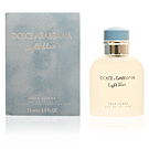 LIGHT BLUE POUR HOMME eau de toilette spray 75 ml