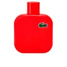 EAU DE LACOSTE L.12.12 ROUGE POUR HOMME eau de toilette spray 100 ml