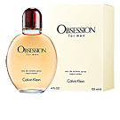 OBSESSION FOR MEN eau de toilette spray 125 ml