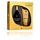 POSEIDON GOLD FOR MEN SET 2 pz