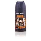 BABARIA MEN BLACK GOLD deodorant spray 150 ml
