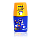 SUN NIÑOS protector hidratante roll-on SPF50+ 50 ml